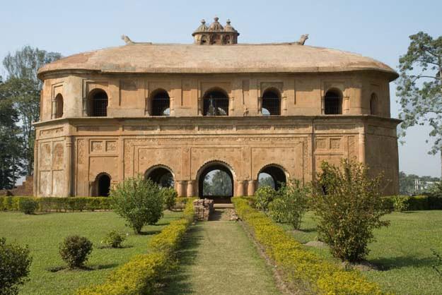 Rang Ghar front view