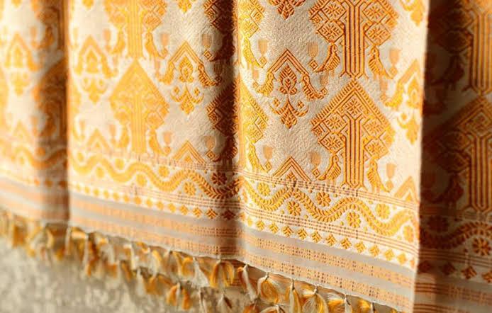 Assamese traditional silk