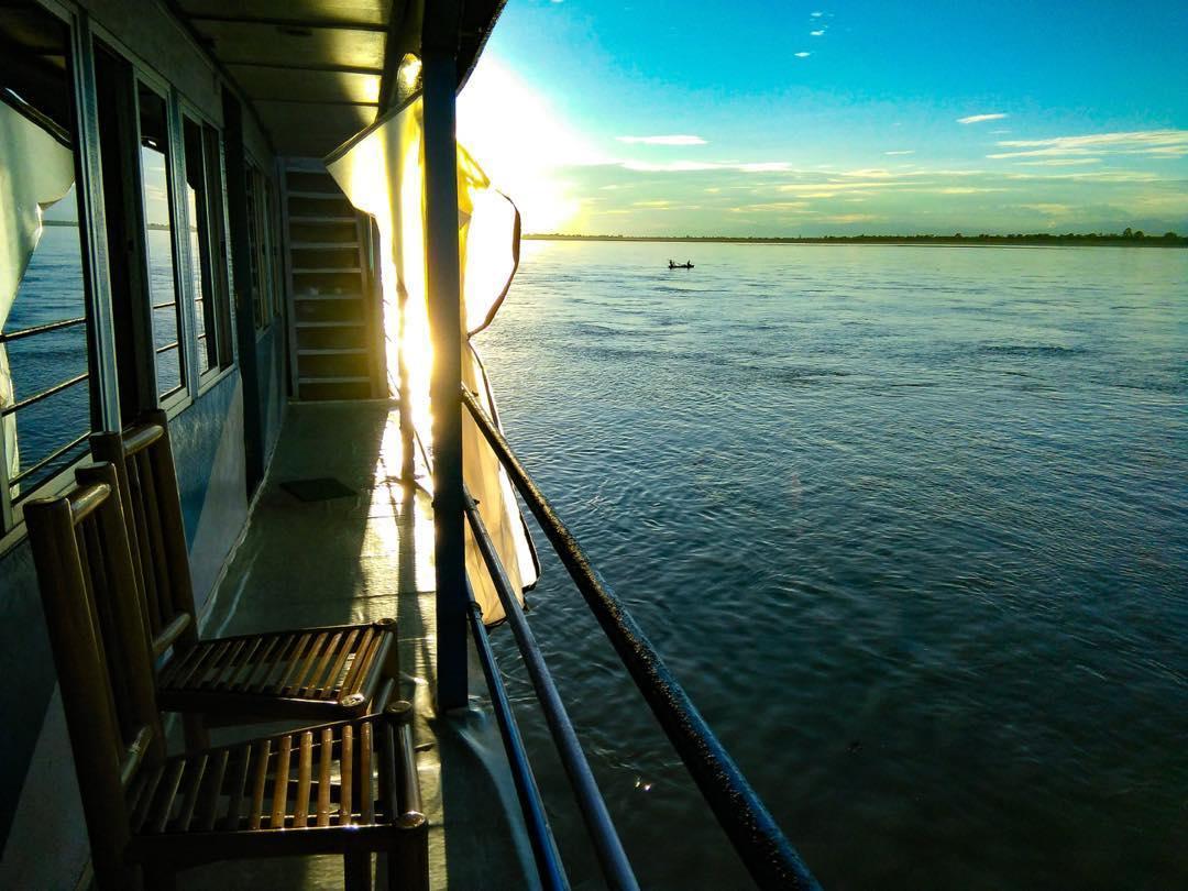 Boat rides at Dibru-Saikhowa