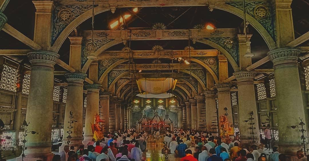 Barpeta Satra Namghar premise