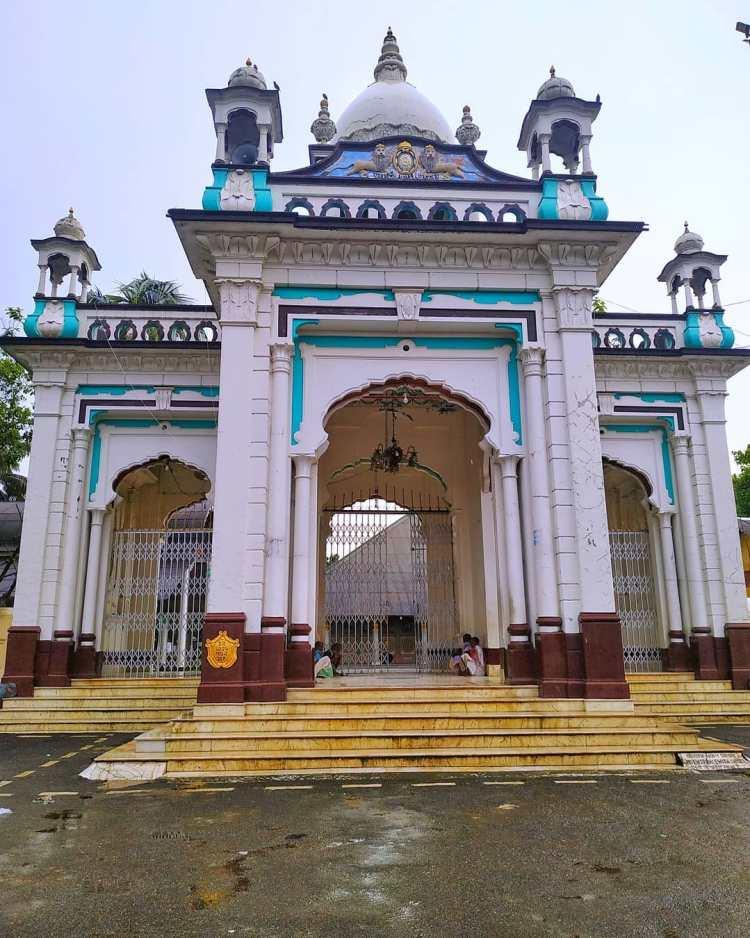 Main entrance of Barpeta Satra