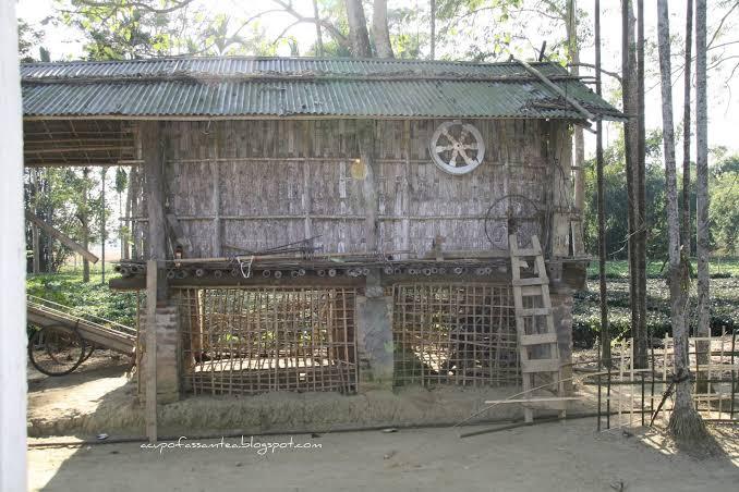 Bhoral, granary